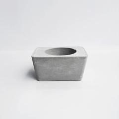SOLO 獨奏磚型水泥盆器 / Brick concrete pot