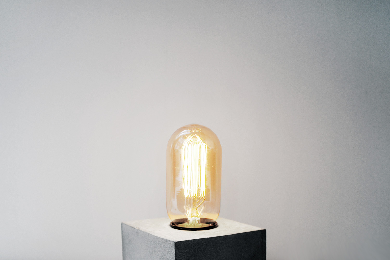 T45 復古橢圓鎢絲燈泡