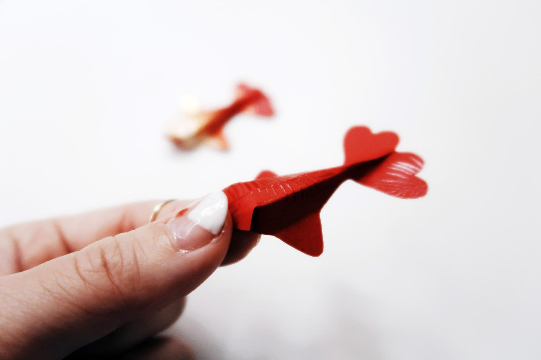 / 灰調 / DIY手作小教學:立體錦鯉紅包袋 - 錦鯉頭製作