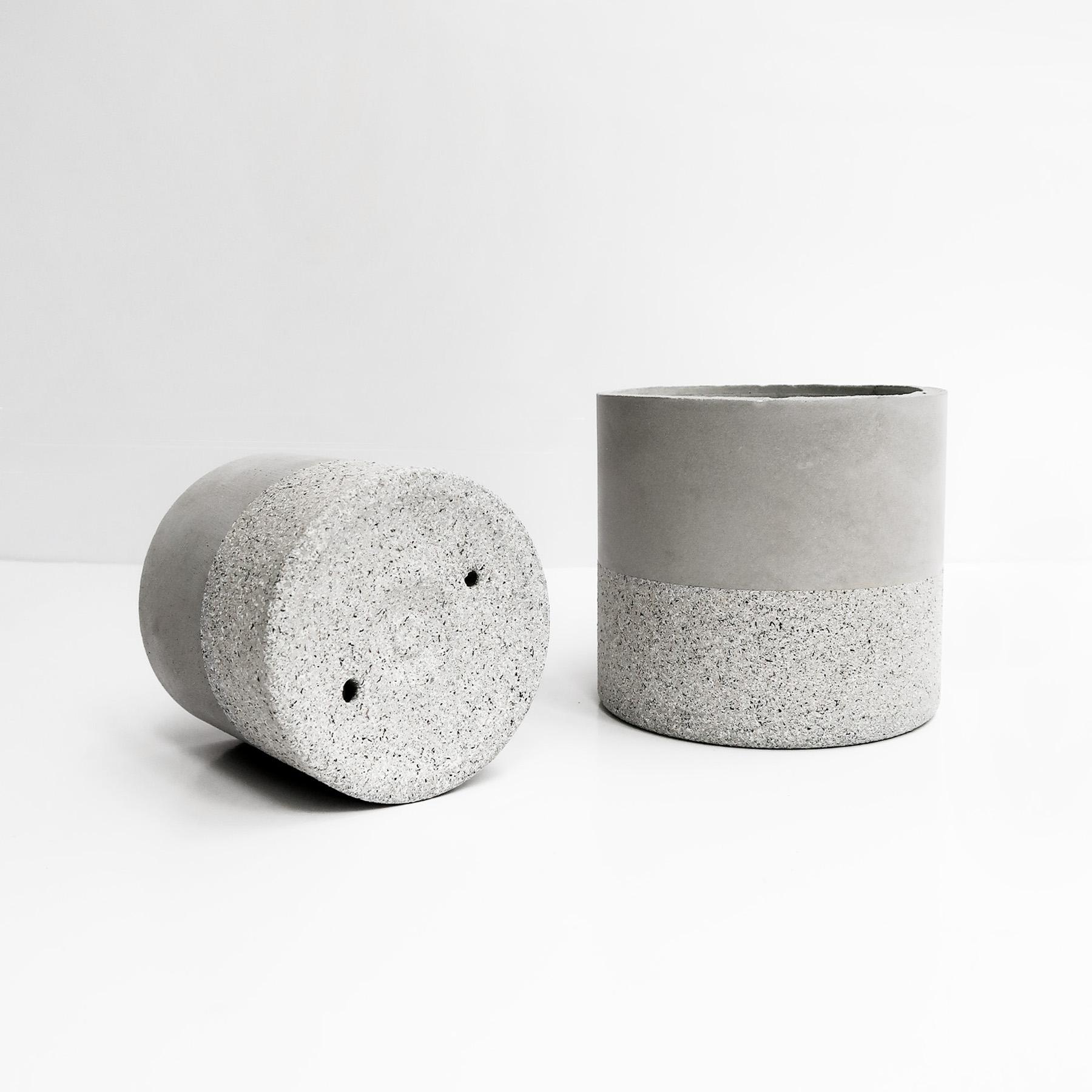 GRANITE 花崗岩等圓水泥設計家飾・盆器・盆栽
