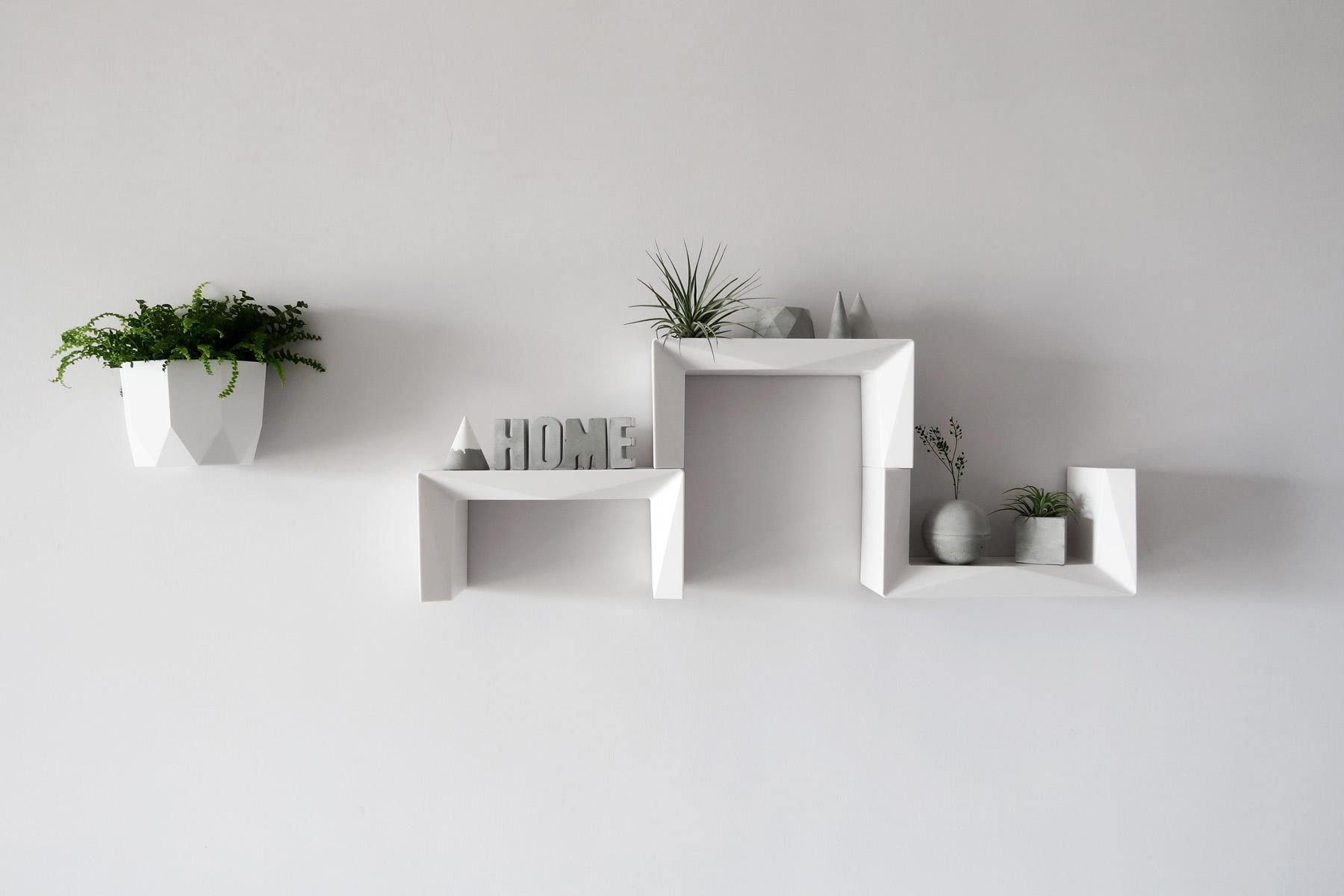 DIY 居家佈置 / 幾何美學・3M 無痕置物收納 - Sept5 完成