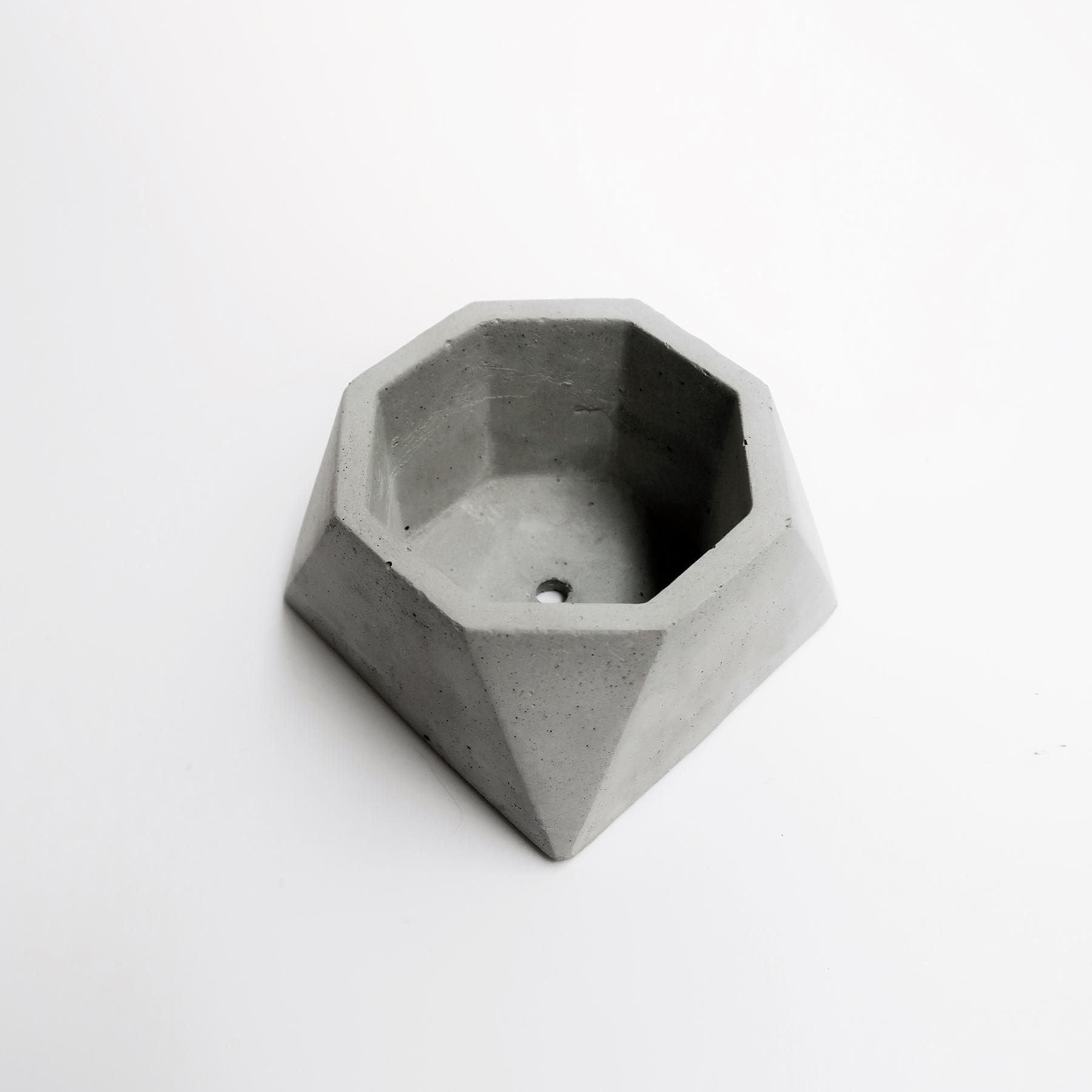 Concrete Design 幾何水泥設計盆器・居家擺飾・家飾盆栽