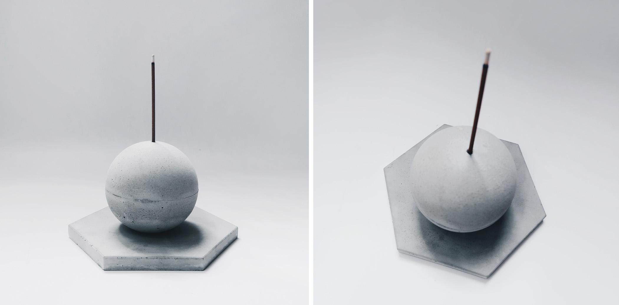 PLANET 小星球水泥設計家飾・線香座・禮物