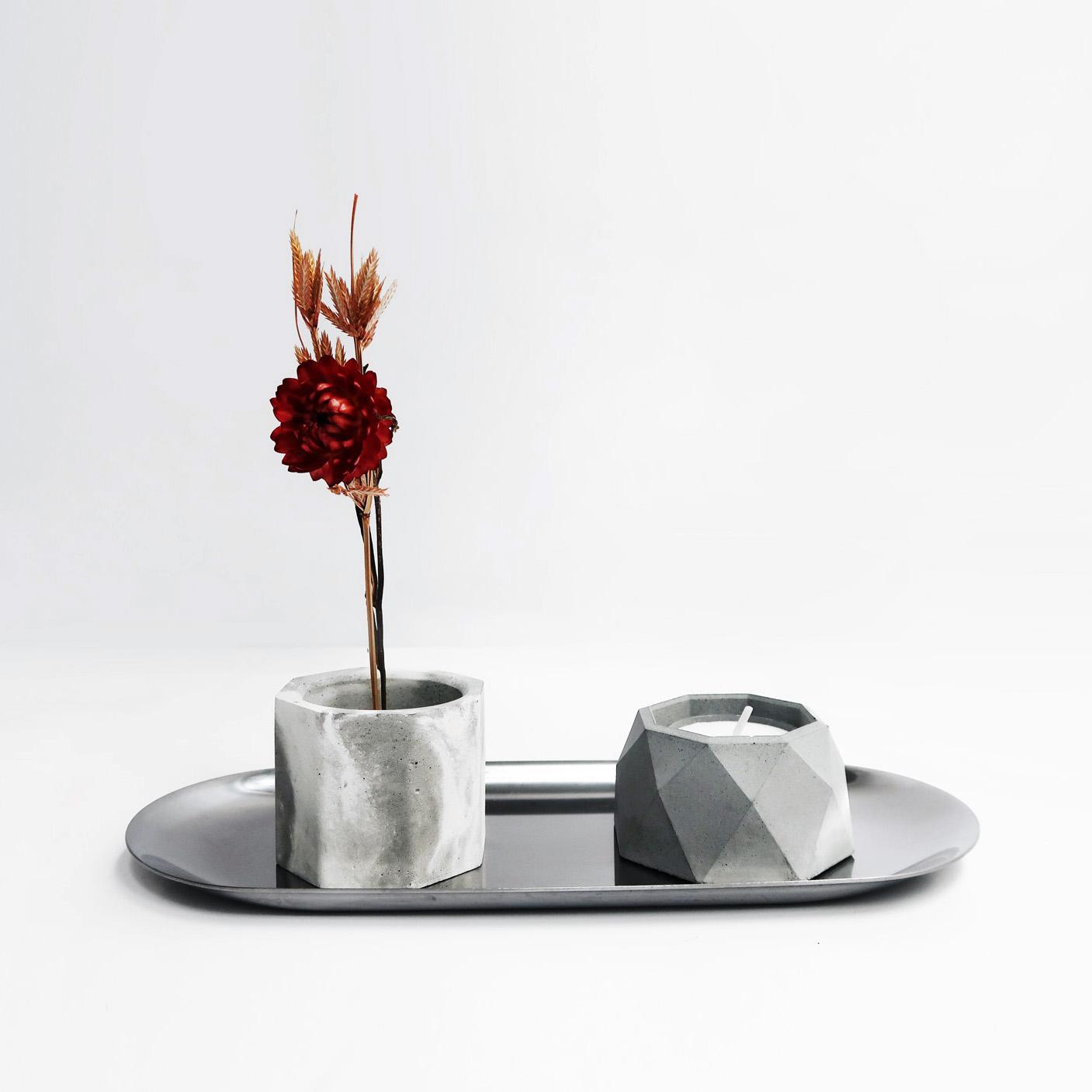 水泥家飾・居家擺飾・植物生活・設計禮物