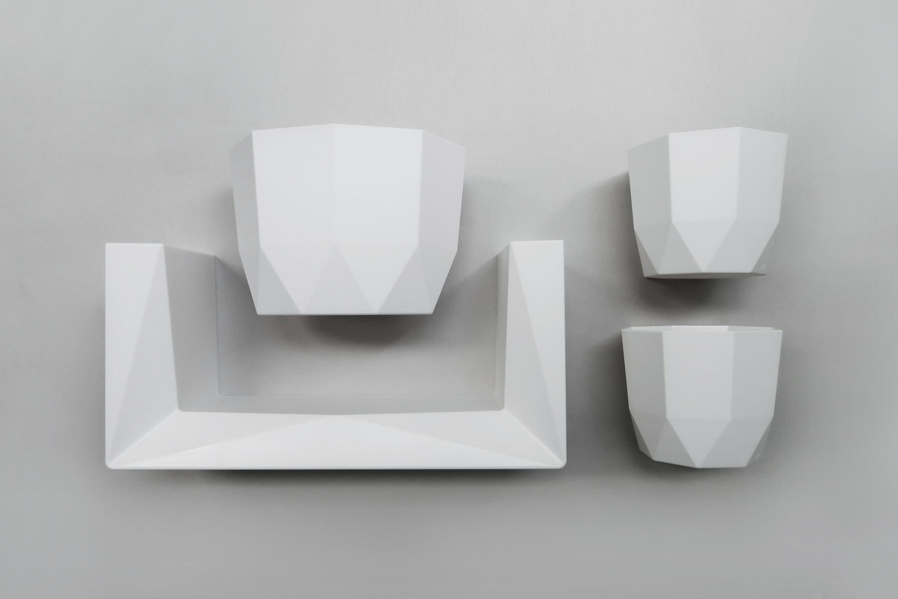DIY 居家佈置 / 幾何美學・3M 無痕置物收納 - STEP001
