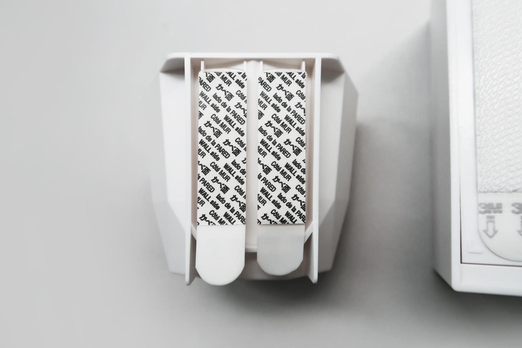 DIY 居家佈置 / 幾何美學・3M 無痕置物收納 - Sept3 上牆
