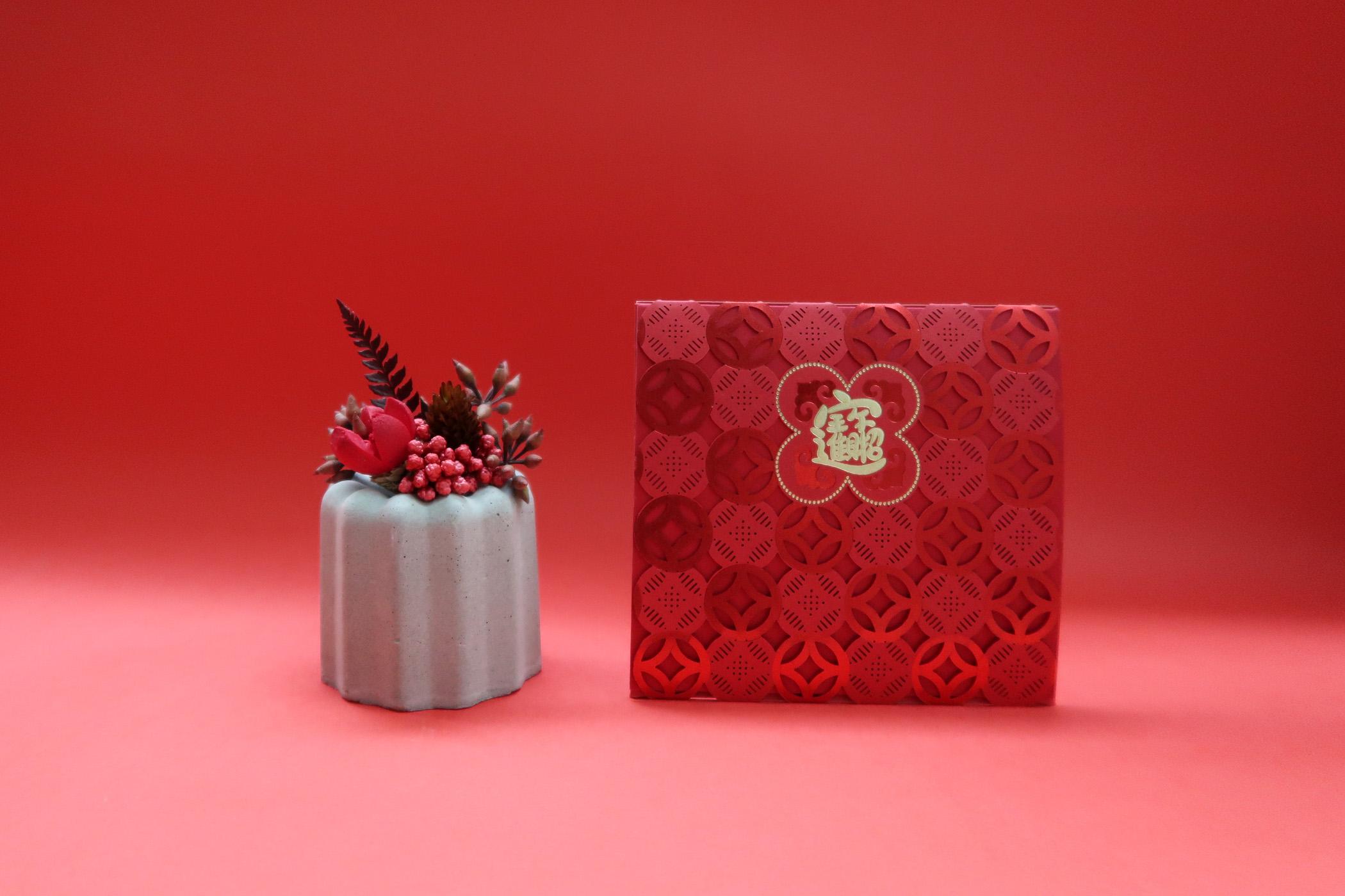 CANELÉ 法式可麗露不凋花水泥甜點家飾・擺飾・禮物