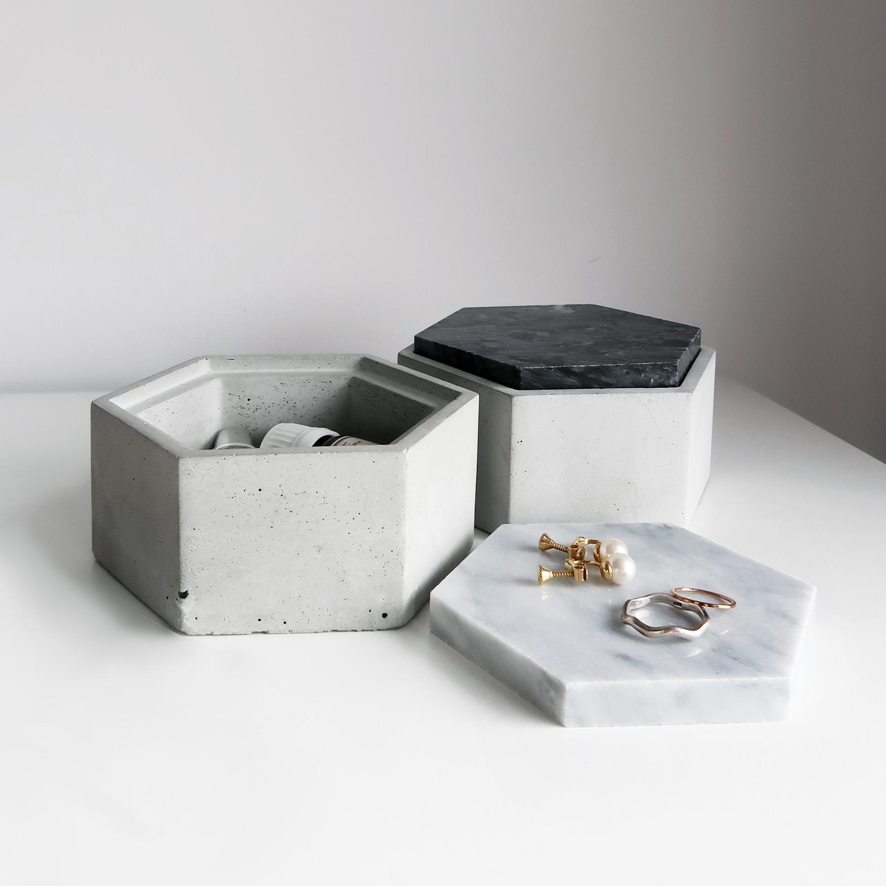 Concrete Design 水泥設計・黃銅設計・飾品收納