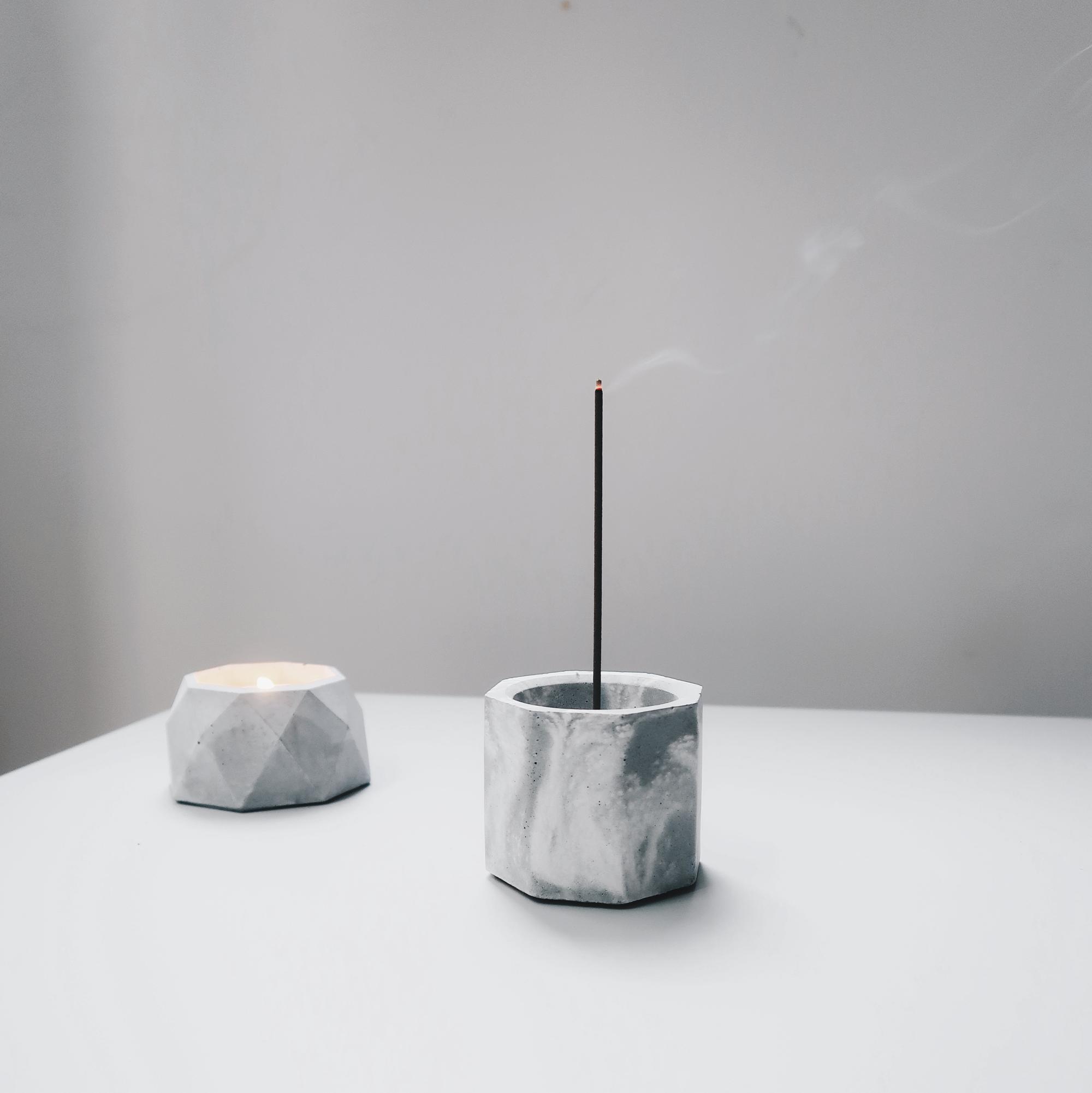 CARRARA 卡拉拉多用途水泥銅器擺飾・花器・禮物