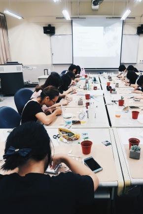 台北市立大學:上課花絮與紀錄 Day2