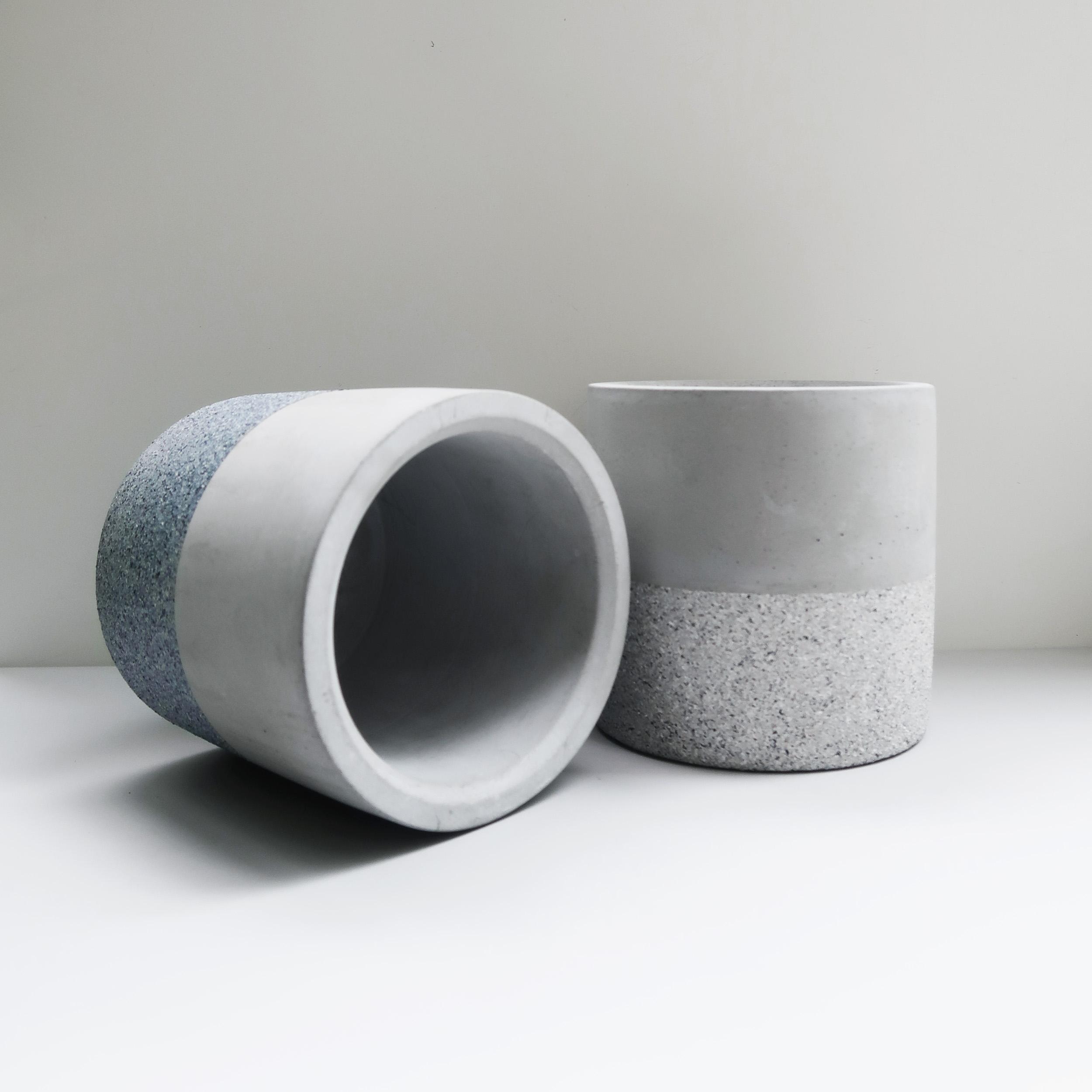 Concrete Design 水泥設計家飾・盆器・盆栽