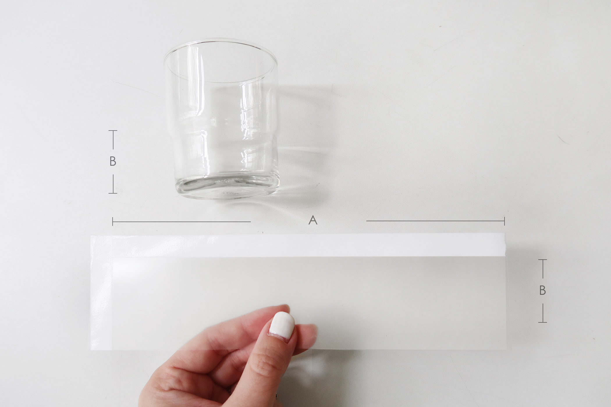 灰調|DIY手作教學:極簡粗獷・水泥玻璃杯 Sept 2